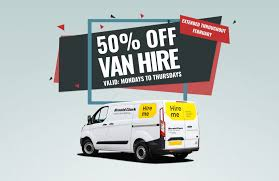 Van Hire, Van Rental | Arnold Clark Car & Van Rental