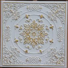 decor detail image faux tin ceiling tiles design ideas for