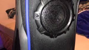 X Rocker Vibrating Gaming Chair by X Rocker Drift Gaming Chair Review Youtube