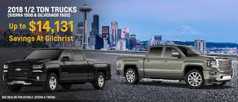 100 The Truck Shop Auburn Wa Gilchrist Chevrolet Buick GMC Dealership Tacoma Used Car Dealer
