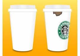 Starbucks Coffee Cups Vector
