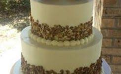Wedding Cakes 2 Tier Pictures Gallery Cake With Buttercream And Edible Decoration 450