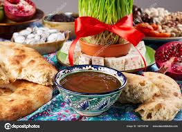 national cuisine of traditional azerbaijan cuisine of nowruz national