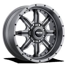 60 Images Black And Chrome Truck Rims Ideas