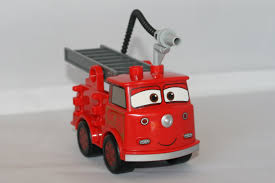 Disney Cars Red Fire Truck Duplo Lego Set With Radiator Springs ... 124pcs Big Size Building Blocks Duplo City Fire Station Truck Lego Duplo Town 10592 Buildable Toy For 3yearolds New Fire Complete 1350 Pclick Uk 4977 Amazoncouk Toys Games At John Lewis Partners Vatro 7800134 Links Lego In Radcliffe Manchester Gumtree Macclesfield Cheshire My First 6138 Unboxing Review For Kids With Flashing Cwjoost