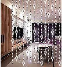 de guowei perlenvorhang türvorhang glas kristall