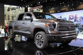 2018 Toyota Tundra Gets Sporty New Trim, Added Safety - Toyota ... Mitsubishi Sport Truck Concept 2004 Picture 9 Of 25 Cant Afford Fullsize Edmunds Compares 5 Midsize Pickup Trucks 2018 Gmc Canyon Denali Review Ford F150 Gets Mode For 2016 Autotalk 2019 Sierra Elevation Is S Take On A Sporty Pickup Carscoops Edition Raises Bar Trucks History The Toyota Toyotaoffroadcom Ranger Looks To Capture Truck Crown Fullsize Sales Are Suddenly Falling In America The Sr5comtoyota Truckstwo Wheel Drive Best Nominees News Carscom Used Under 5000