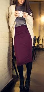 40 Gorgeous Pencil Skirt Outfits You Must See