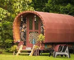 100 Gypsy Tiny House Bow Top Wagon Real Estate