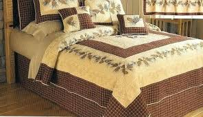 Rustic Bedroom Comforter Sets Bedding Quilts For Your Home Or Lodge Choose From