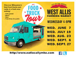 West Allis, WI - Official Website Believe It Or Not Filipino Food Addiction Hits Milwaukee An Wi Helping Businses Reach More Customers W Vehicle A New Dtown Gathering Spot For Food Trucks Is Launched Truckmeister Whats On The Menu Get A Taste Of 2nd Annual Getta Polpetta Meatball Sandwiches Truck Mobile Catering Peruvian Truck Vironmental Nonprofit Among Finalists In Guide To 43 Trucks Urban Visit Gourmet Festival Appleton Gelato Curbside Eats 7 Wisconsin The Bobber Best Try