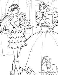 Juegos Para Colorear A Barbie Escuela De Princesas Www Djdareve Com