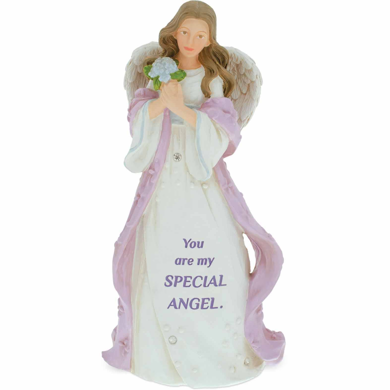 Angelstar Figurine-You Are My Special Angel, Multicolored