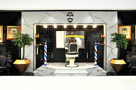 Durstone The Barber Shop Interior Design