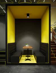 100 Interior Design Modern Fast Food Restaurant Comelite Architecture