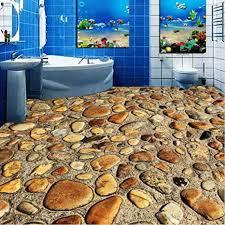 fushoulu benutzerdefinierte 3d mauer stein kieselsteine