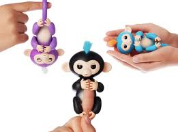 Fingerlings Interactive Baby Monkey Finger Puppet Toys 2017