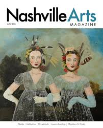 Big Ang Mural Unveiling by Nashville Arts Magazine June 2016 By Nashville Arts Magazine Issuu