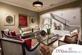extravagante wohnzimmer interieur ideen