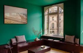 wandfarbe die besten gestaltungsideen mit grünen wänden