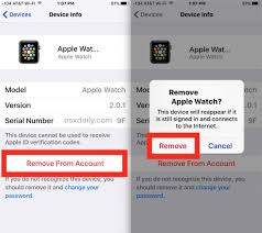How to Remove a Device from an iCloud Account via iOS