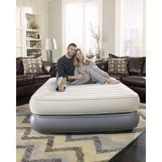 Serta Air Mattress With Headboard by Serta Perfect Sleeper Queen Air Bed With Headboard Mattress Qn
