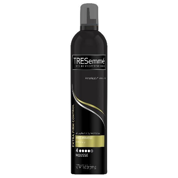 Tresemme Tres Extra Hold Hair Mousse - Firm Control, 311ml