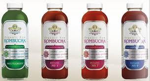GTs Enlightened Organic Raw Kombucha