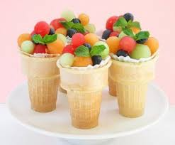 dessert aux fruits d ete les desserts de fruits pour l été santé manutritionniste