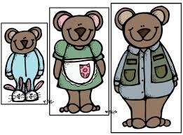 3 Bears Size Sort Ss
