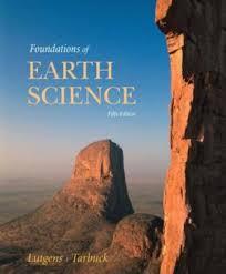 Foundations Of Earth Science Applications And Investigations