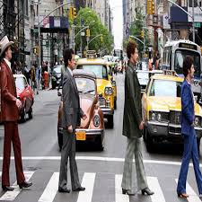 Anchorman I Love Lamp Scene by Anchorman 2 New Perms On Manhattan Road The Beatles Abbey Road