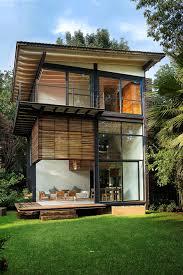 100 Modern Wooden House Design Chipicas Town S Alejandro Sanchez Garcia Arquitectos