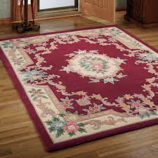 Lush Decor Serena Bedskirt by Serena Aubusson Area Rugs