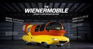 100 Oscar Meyer Weiner Truck Meat The Mayer WienerFleet The News Wheel