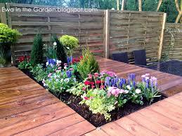 Ewa in the Garden Pallet garden ideas stunning lil garden