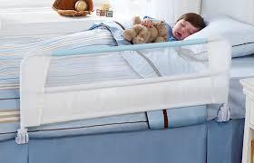 Toddler Sofa Sleeper Target by Amazon Com Munchkin Safety Toddler Bed Rail White Blue