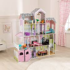 Barbie Fully Furnished Dollhouse Kmart
