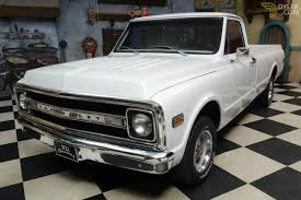 Classic 1969 Chevrolet C10 Pickup For Sale #1955 - Dyler