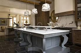 gray kitchen island contemporary kitchen summerour architects