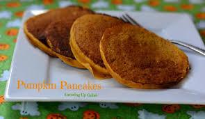 Easy Healthy Pumpkin Pancake Recipe by Pumpkin Pancakes Recipe