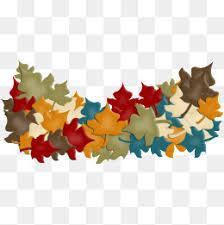 Pile of leaves Leaves Leaf Hand painted Leaves PNG Image