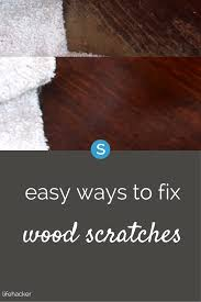 Buffing Hardwood Floors To Remove Scratches by An Easy Way To Fix Scratches On Your Wood Furniture Using Olive