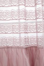 Pink Ruffle Curtains Urban Outfitters by Waterfall Ruffle Curtain Ouch The Price Hurts Though This Costs