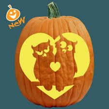 Owl Pumpkin Template by Owl Love You Forever Cute Pumpkin Carving Idea Fall