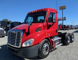 100 Day Cab Trucks For Sale 2013 FREIGHTLINER CASCADIA DAYCAB FOR SALE 1612