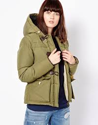 penfield landis toggle jacket in natural lyst