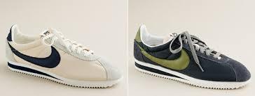 Nike For JCrew Vintage Sneakers