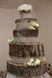 Wedding Cake Cakes Wood Best Of Rustic Cutter Set To In Ideas
