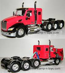 DCP 4144cab Peterbilt 579 W/3 Drive Axles | Stamp-n-Toys Welly 132 Peterbilt 379 Semi Tractor Trailer Diecast Model Truck Models Toy Farmer Jada Fast Furious 164 Diecast 387 Houler Dcp Red White 36 Sleeper With Day Cab Only 1 64 Trucks From Toys R Us Best Resource Box Youtube This 359 Rc 14 Is An Ultimate Boys Amazoncom Ertl Big Farm 116 367 With Cement Mixer Matchbox Cement Mixer Truck Pete 180 Scale Recovery Deals Compare Prices On Dealsancouk Ho Haulers Refrigerated Van Golden Egg Company White First Gear Lowboy A Road Tech